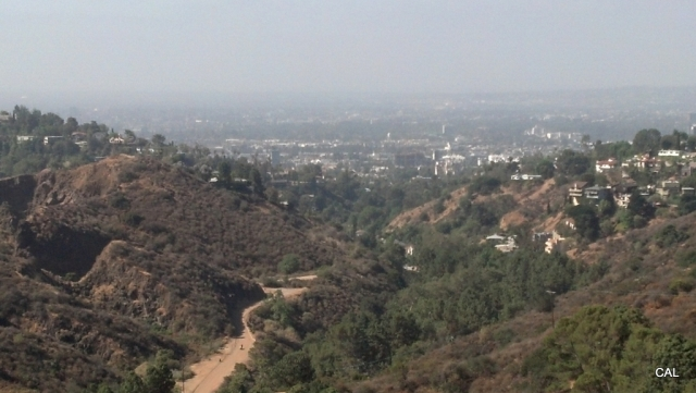LA View_Hollywood Sign Hike