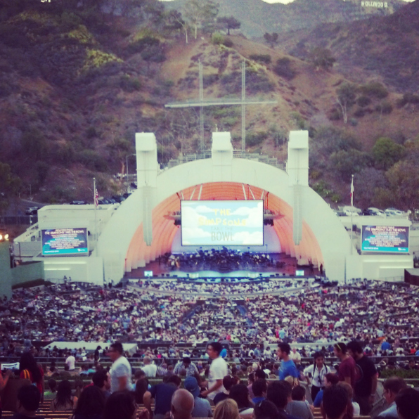 Hollywood Bowl _ The Simpsons ATG FINAL