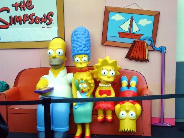 The Simpsons ATG FINAL